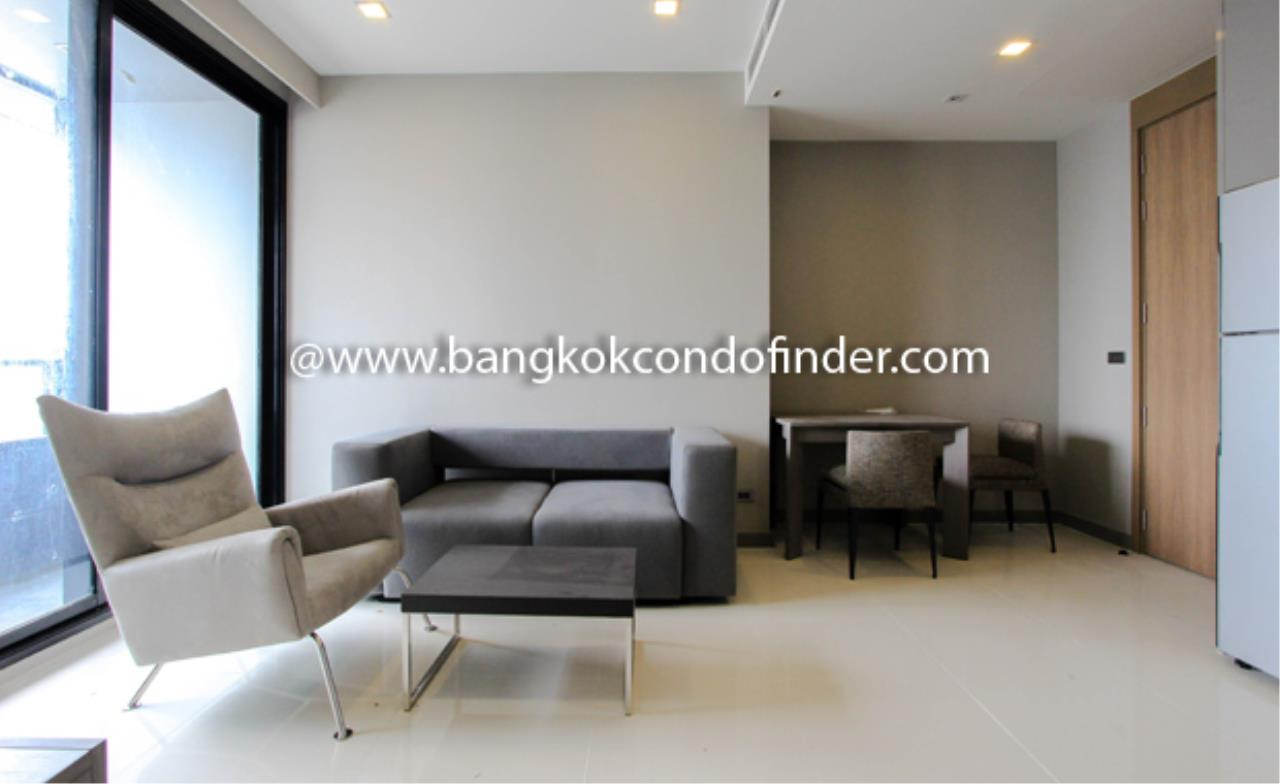 Bangkok Condo Finder Agency's M Silom Condominium for Rent 7