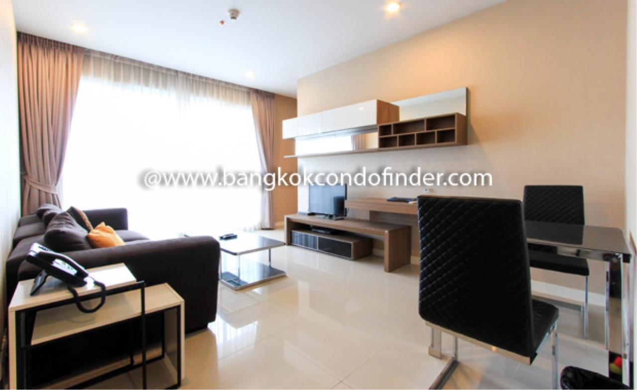 Bangkok Condo Finder Agency's The Circle Condominium Condominium for Rent 1