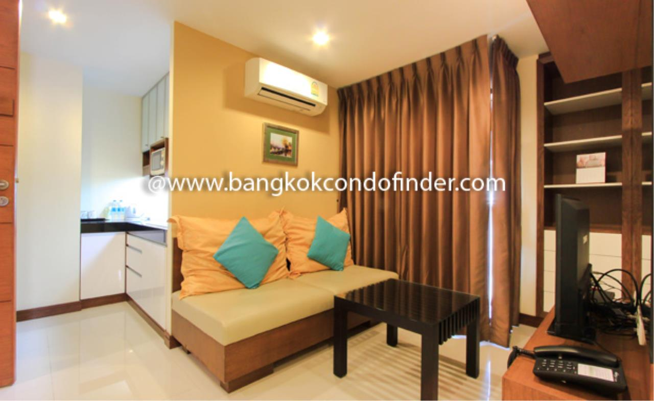 Bangkok Condo Finder Agency's Silom Forest Exclusive Residence 1