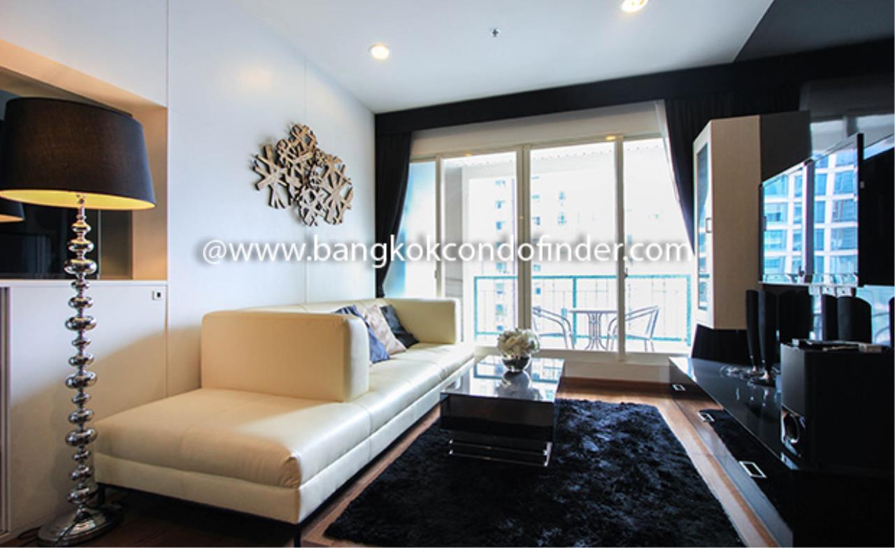 Bangkok Condo Finder Agency's The Address Chidlom Condominium for Rent 1