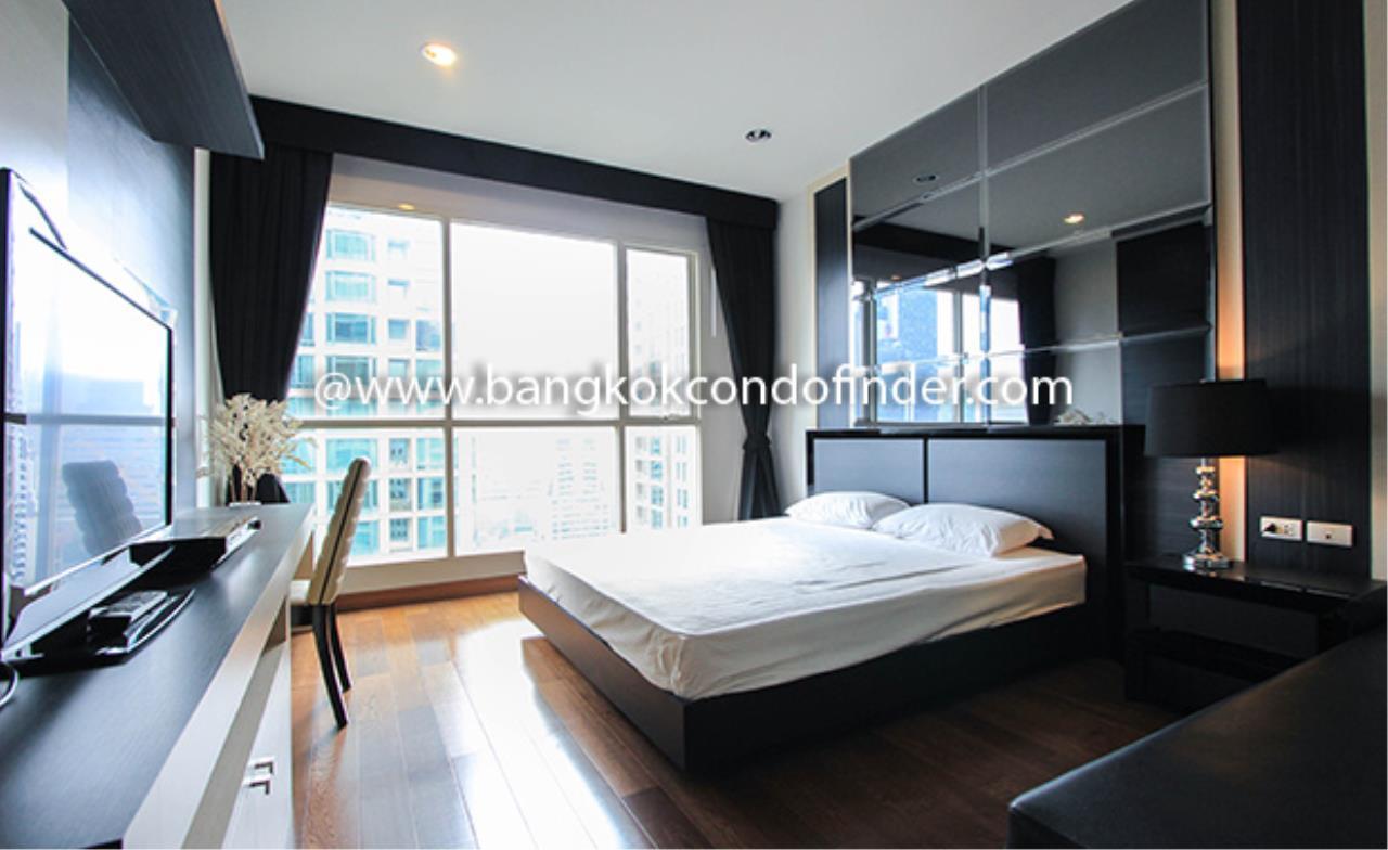 Bangkok Condo Finder Agency's The Address Chidlom Condominium for Rent 6
