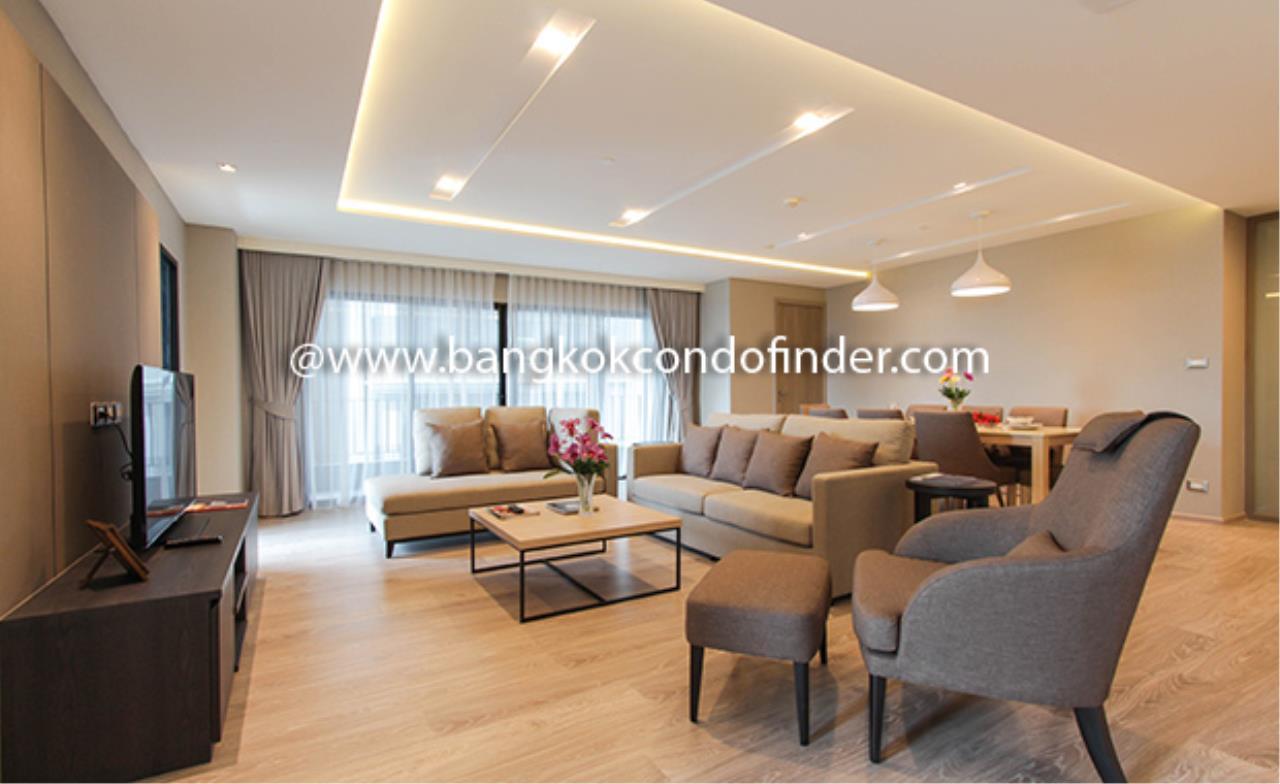 Bangkok Condo Finder Agency's Somerset Ekamai Condominium for Rent 1