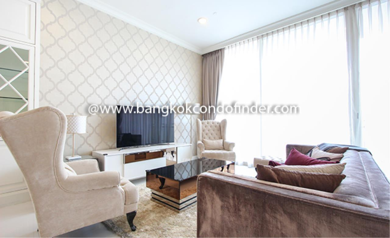 Bangkok Condo Finder Agency's Royce Private Residence Condominium for Rent 1