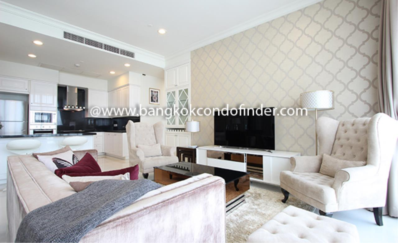Bangkok Condo Finder Agency's Royce Private Residence Condominium for Rent 2