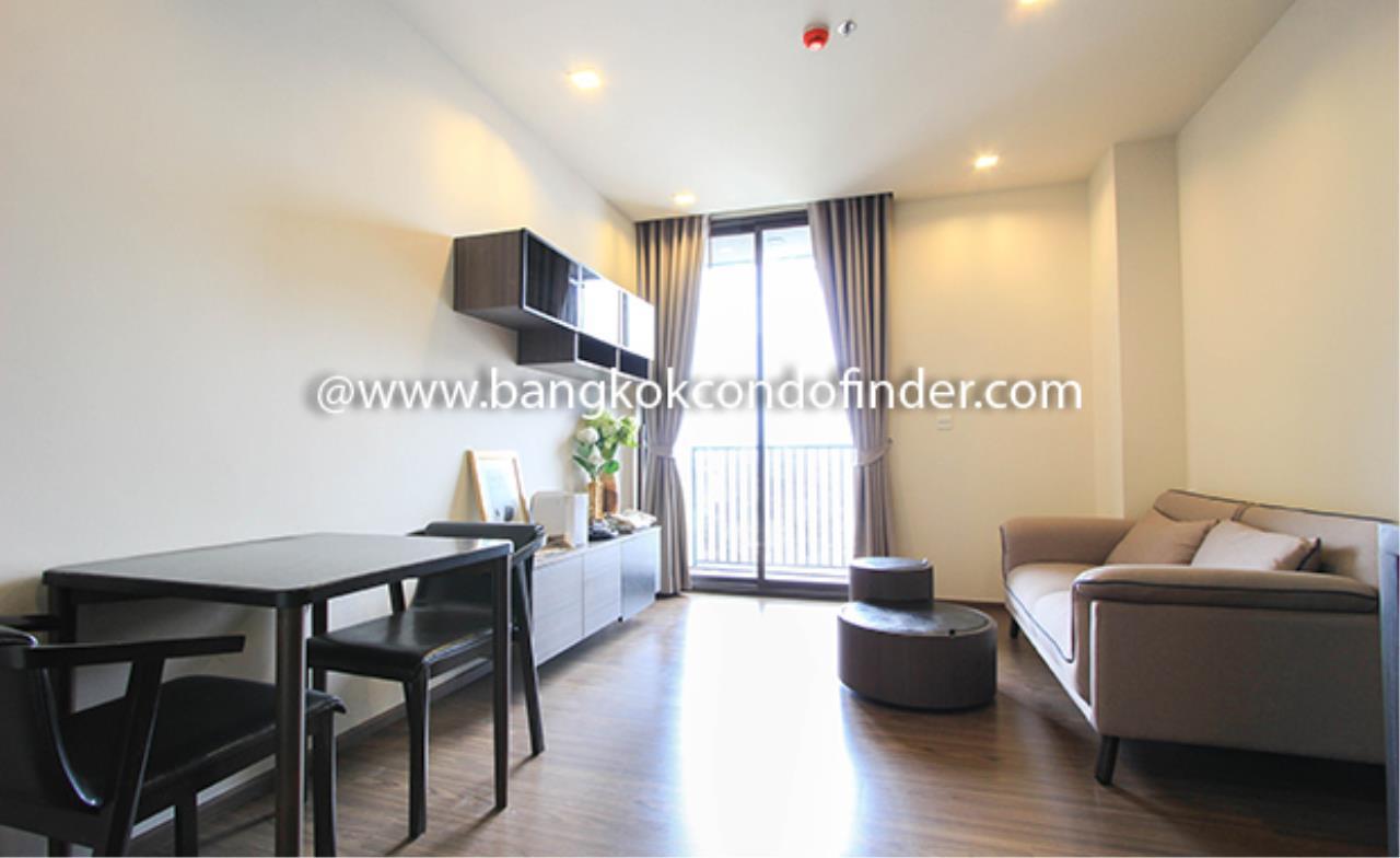 Bangkok Condo Finder Agency's The Line Sukhumvit 71 Condominium for Rent 1