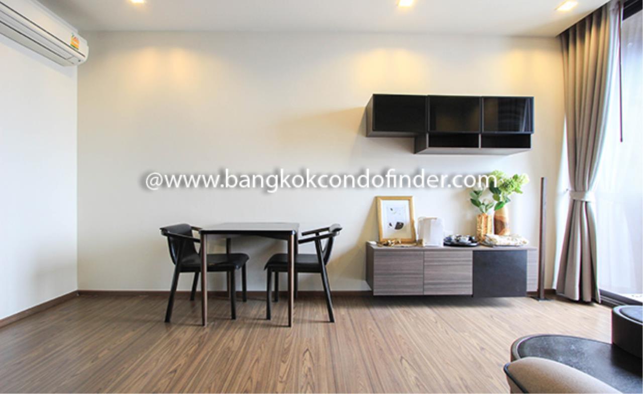 Bangkok Condo Finder Agency's The Line Sukhumvit 71 Condominium for Rent 2