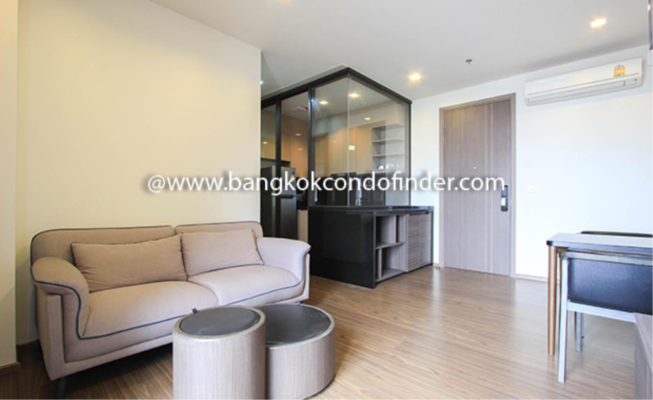 Bangkok Condo Finder Agency's The Line Sukhumvit 71 Condominium for Rent 3