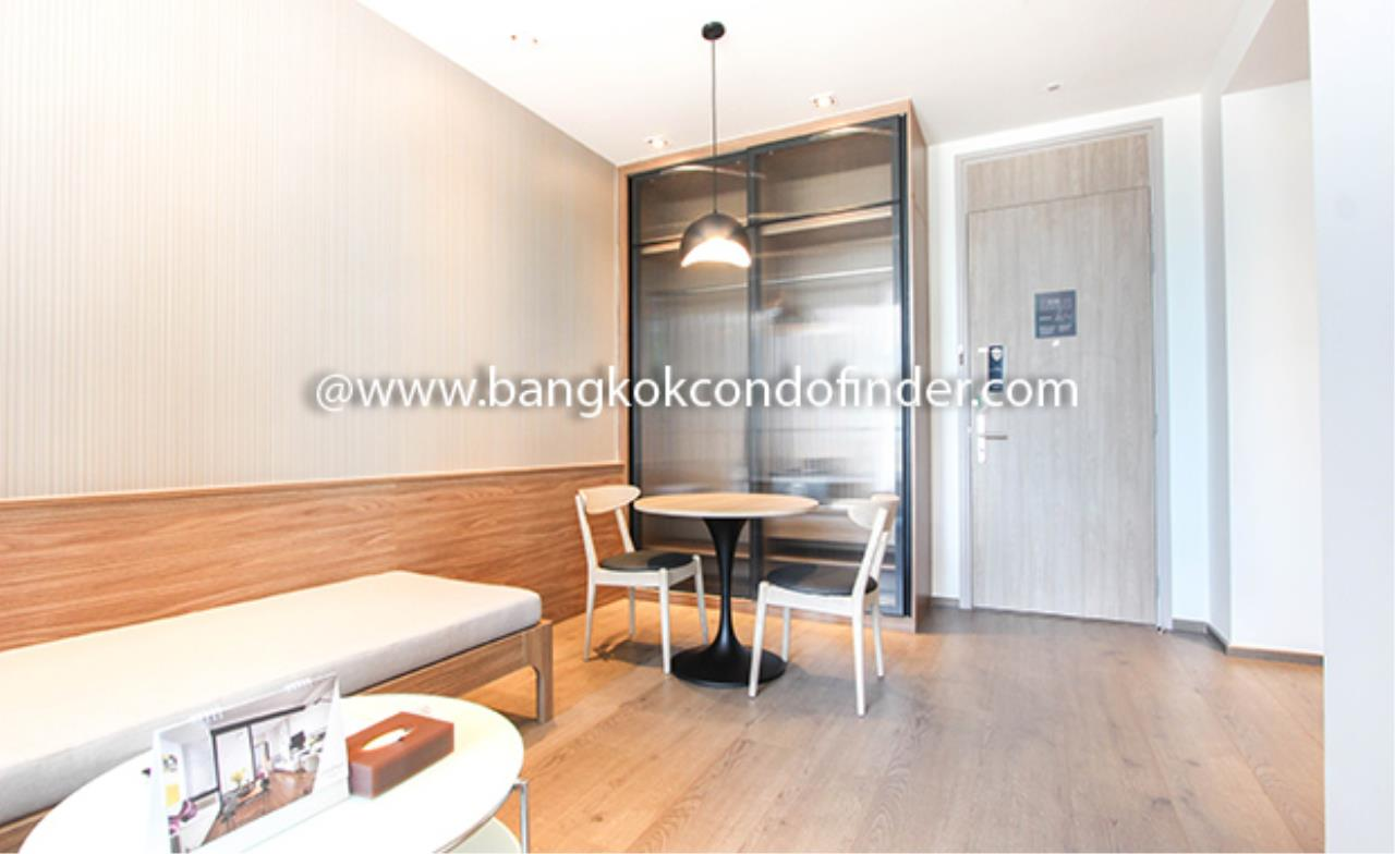 Bangkok Condo Finder Agency's The Park at EM District Serviced Apartment for Rent 1