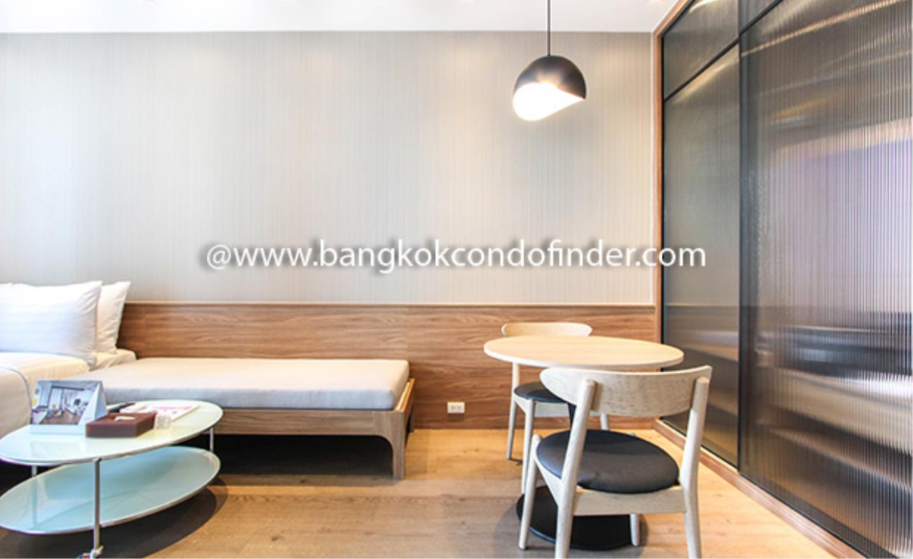 Bangkok Condo Finder Agency's The Park at EM District Serviced Apartment for Rent 2