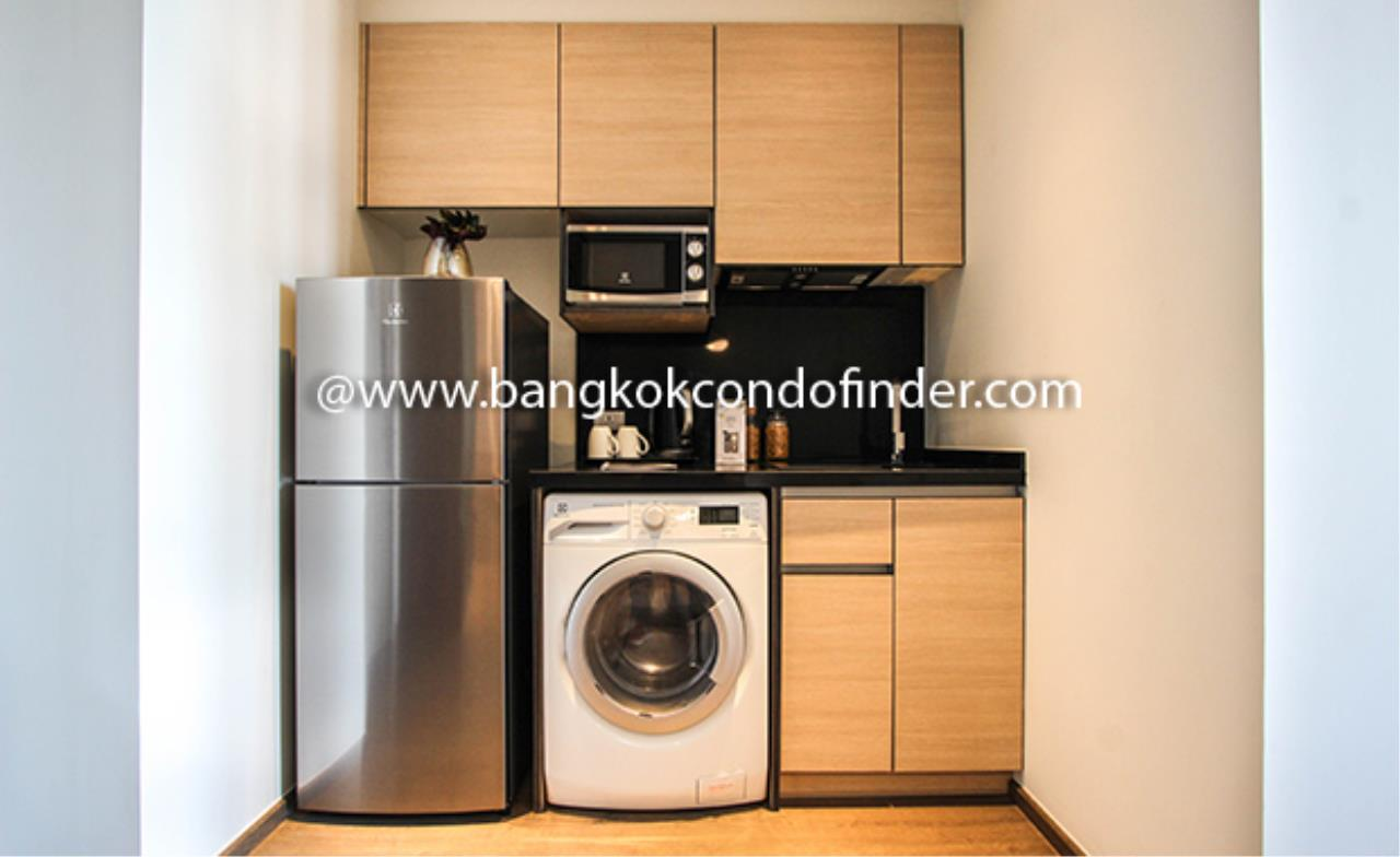 Bangkok Condo Finder Agency's The Park at EM District Serviced Apartment for Rent 3