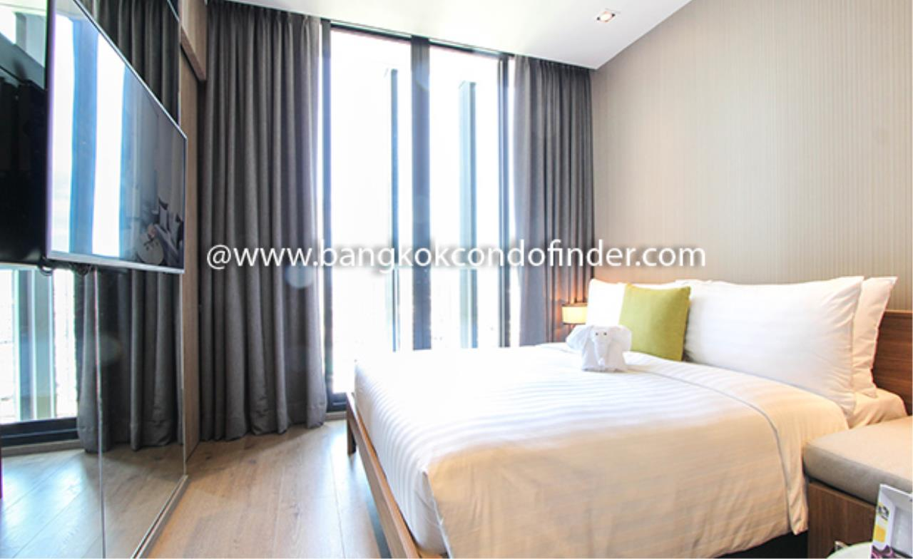 Bangkok Condo Finder Agency's The Park at EM District Serviced Apartment for Rent 4