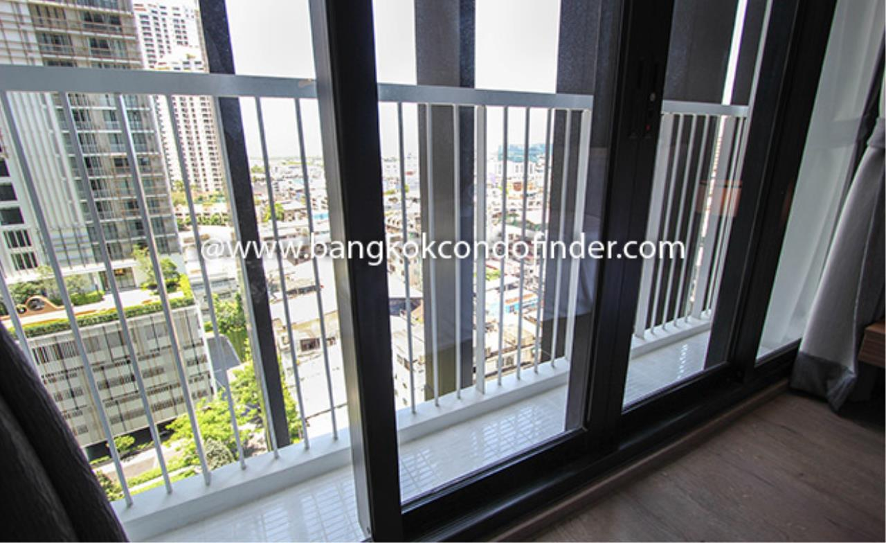Bangkok Condo Finder Agency's The Park at EM District Serviced Apartment for Rent 6
