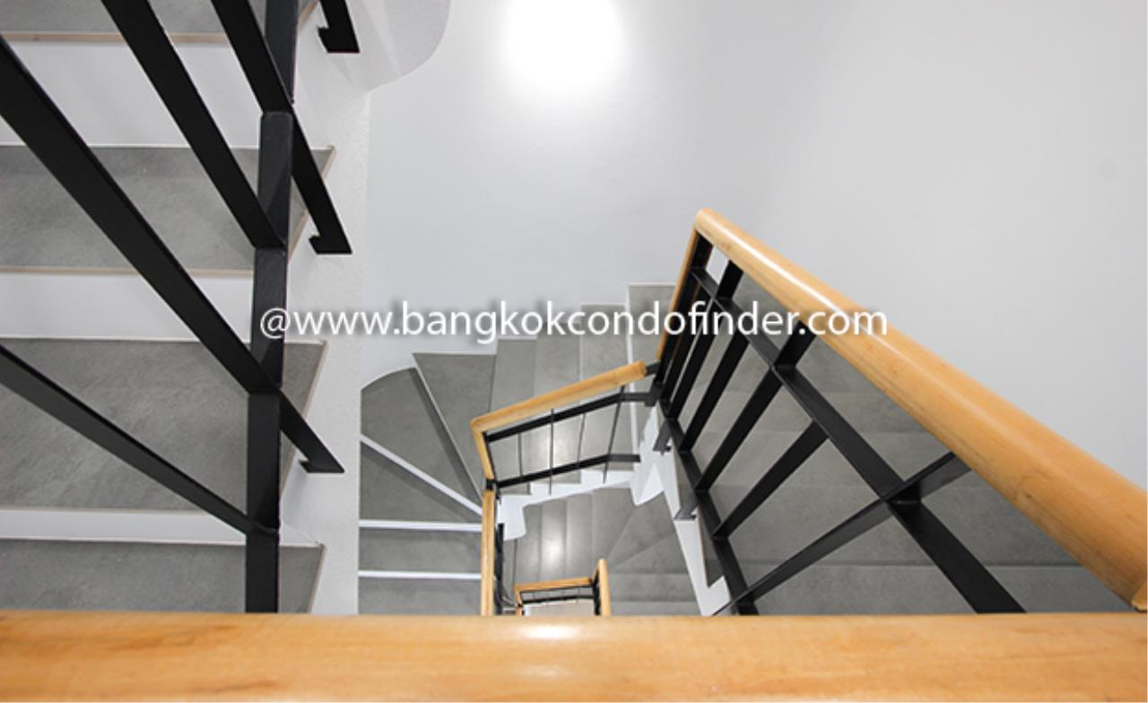 Bangkok Condo Finder Agency's Moobaan Chicha Castle Townhouse for Rent 7