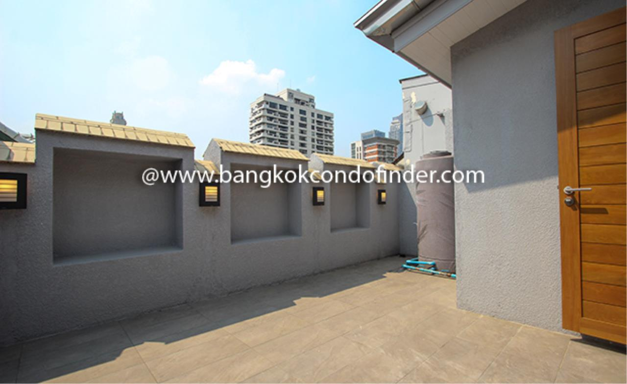 Bangkok Condo Finder Agency's Moobaan Chicha Castle Townhouse for Rent 16