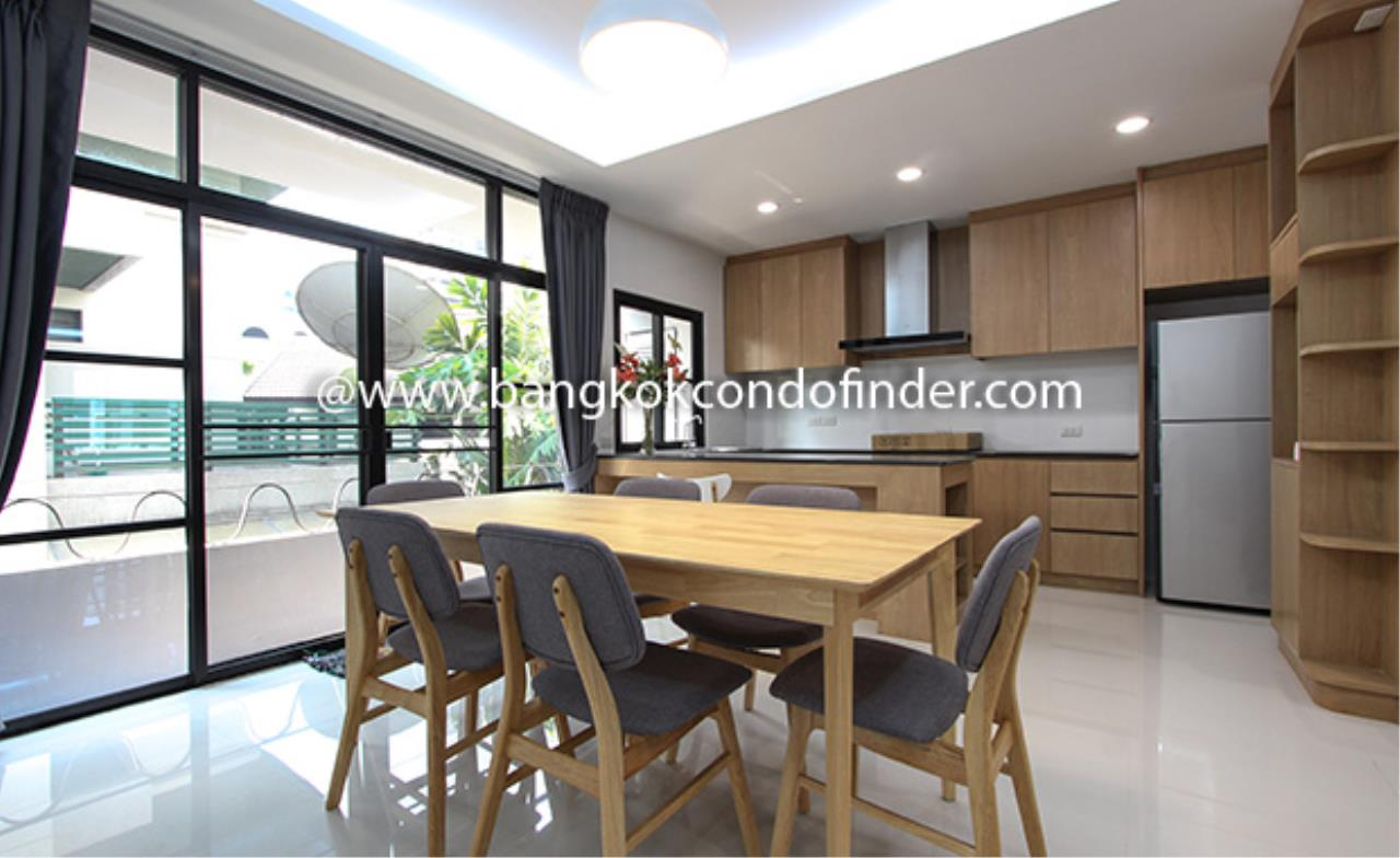Bangkok Condo Finder Agency's Moobaan Chicha Castle Townhouse for Rent 5