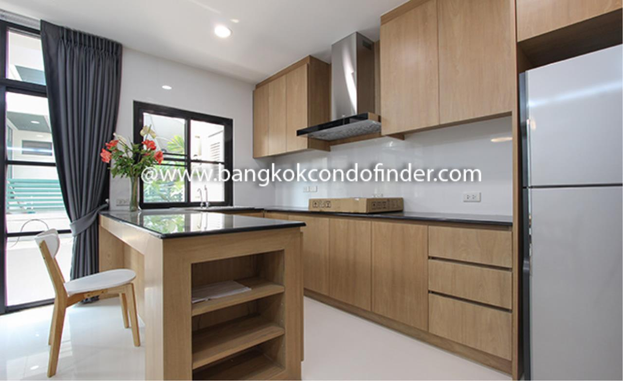 Bangkok Condo Finder Agency's Moobaan Chicha Castle Townhouse for Rent 6