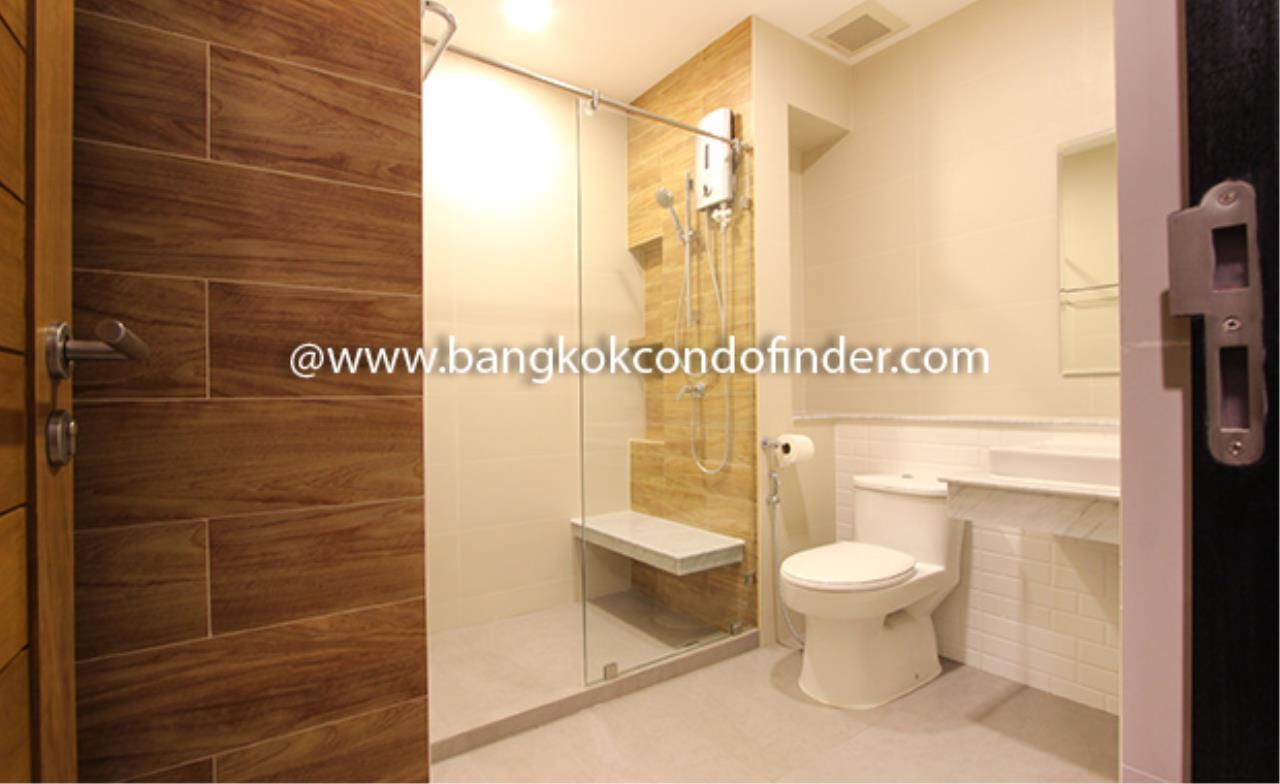 Bangkok Condo Finder Agency's Moobaan Chicha Castle Townhouse for Rent 9
