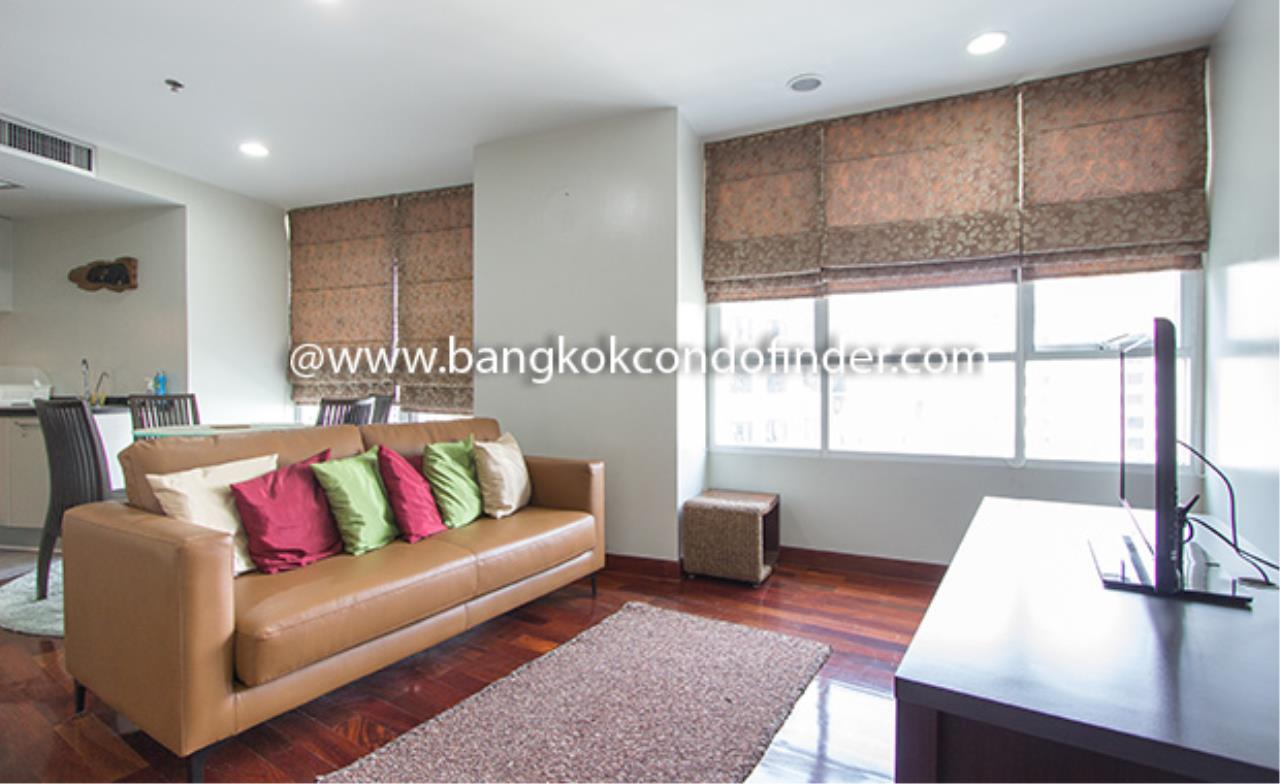 Bangkok Condo Finder Agency's Urbana Langsuan Condominium for Rent  1