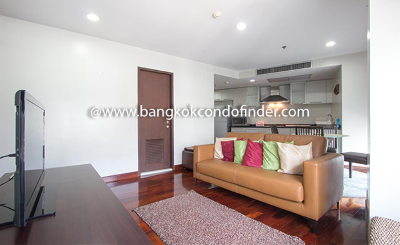 Bangkok Condo Finder Agency's Urbana Langsuan Condominium for Rent  2