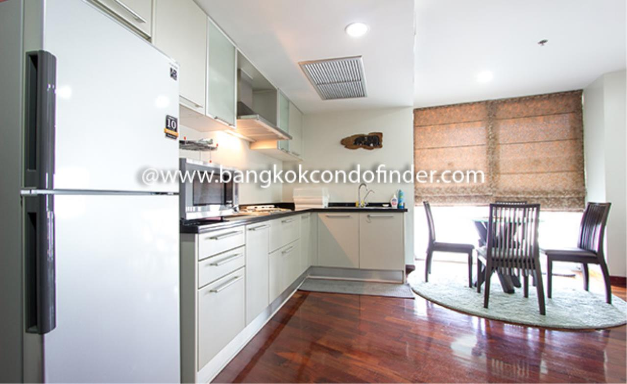 Bangkok Condo Finder Agency's Urbana Langsuan Condominium for Rent  4