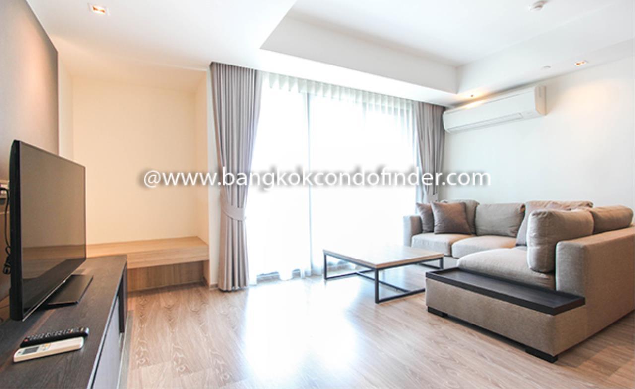 Bangkok Condo Finder Agency's Somerset Ekamai Bangkok Serviced Apartment for Rent 1
