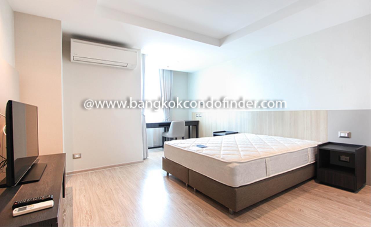 Bangkok Condo Finder Agency's Somerset Ekamai Bangkok Serviced Apartment for Rent 11