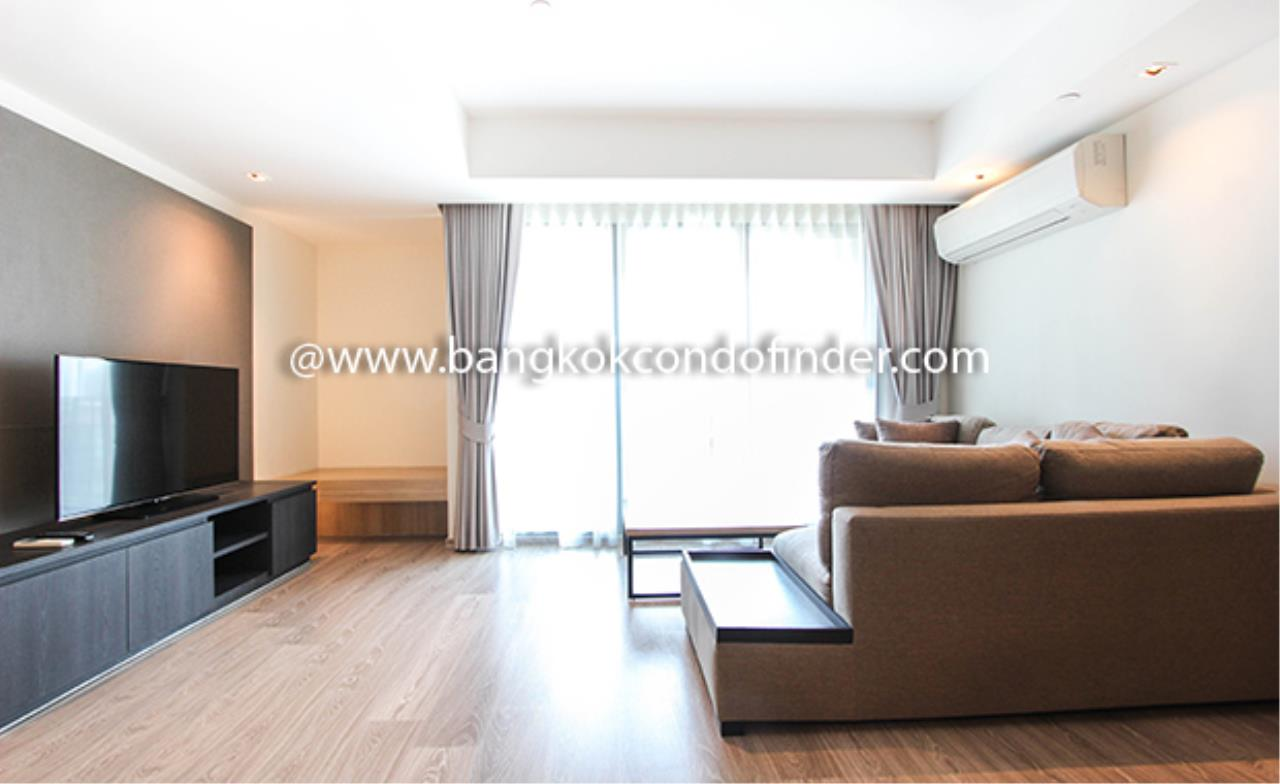 Bangkok Condo Finder Agency's Somerset Ekamai Bangkok Serviced Apartment for Rent 2