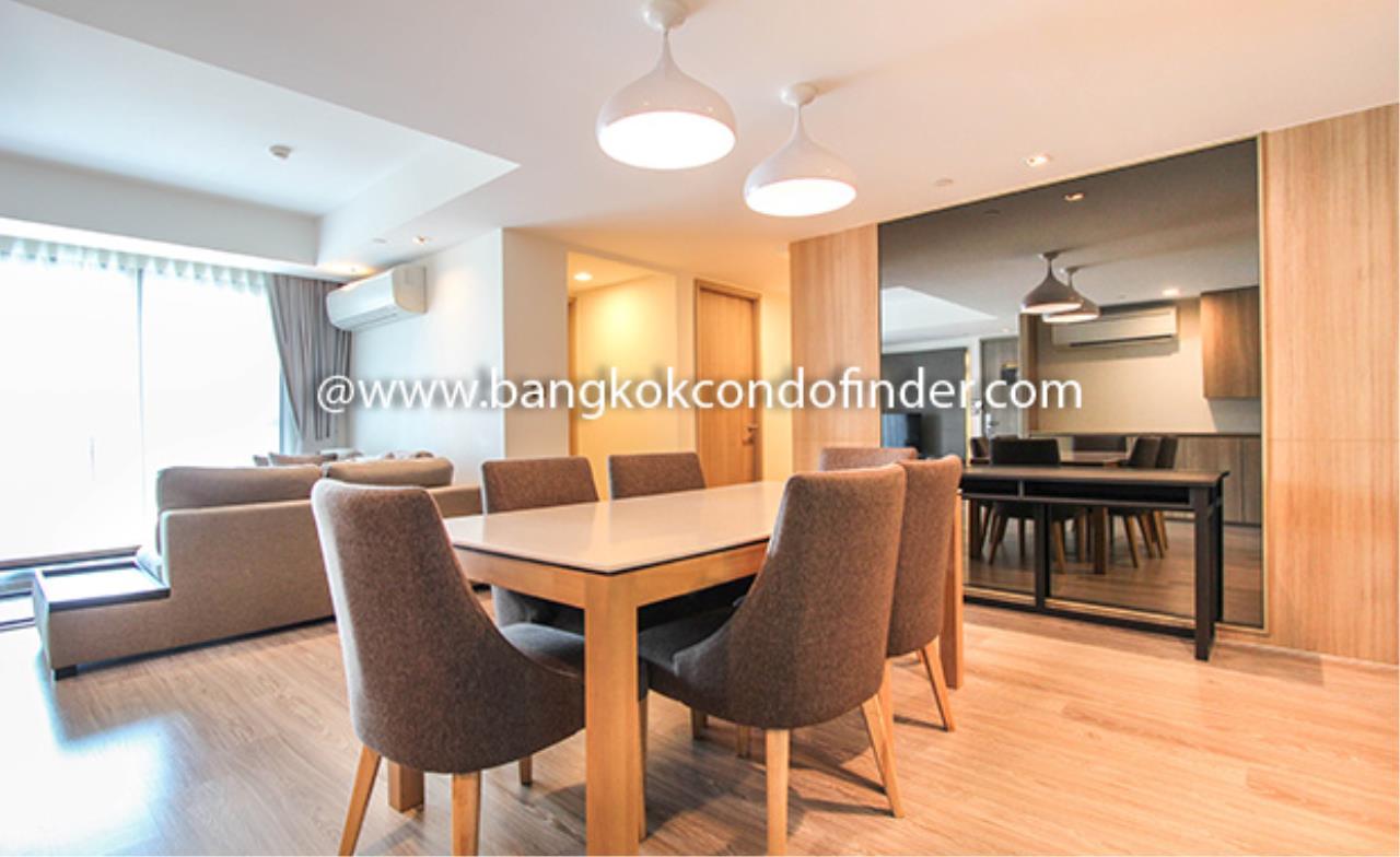 Bangkok Condo Finder Agency's Somerset Ekamai Bangkok Serviced Apartment for Rent 3