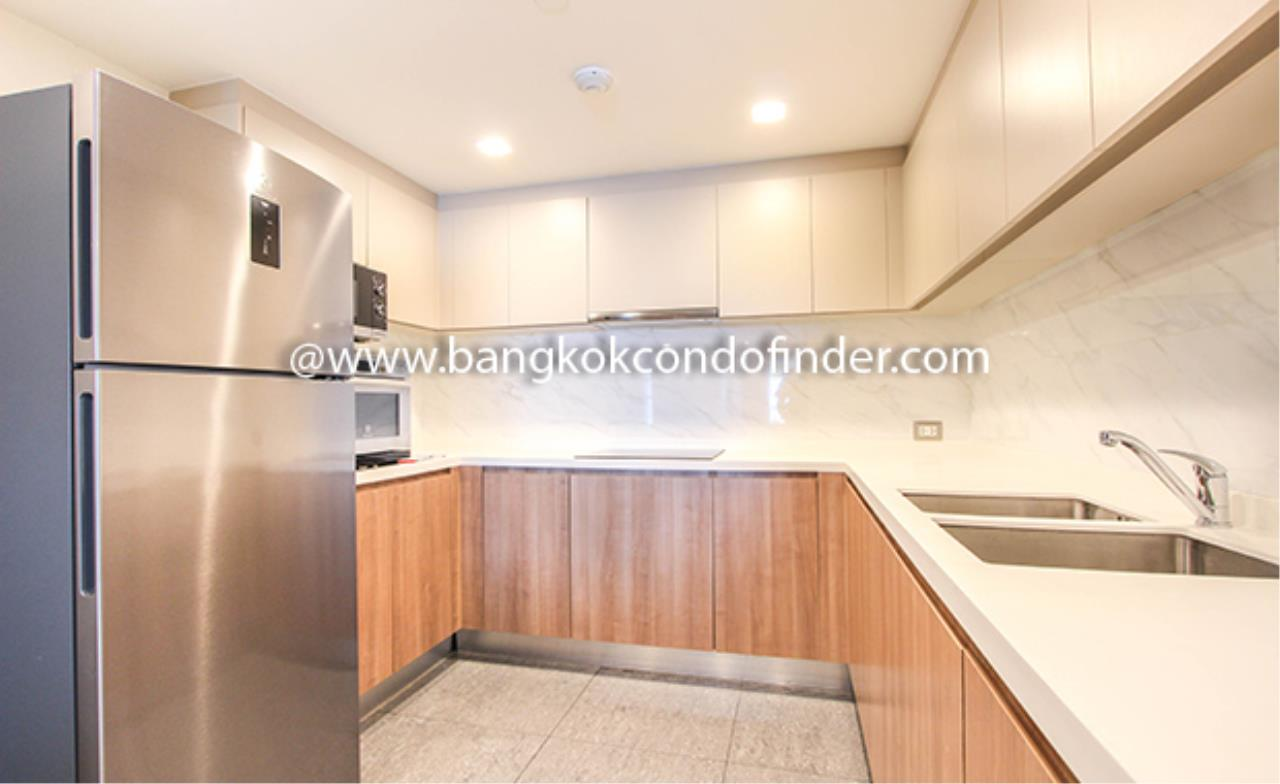 Bangkok Condo Finder Agency's Somerset Ekamai Bangkok Serviced Apartment for Rent 5