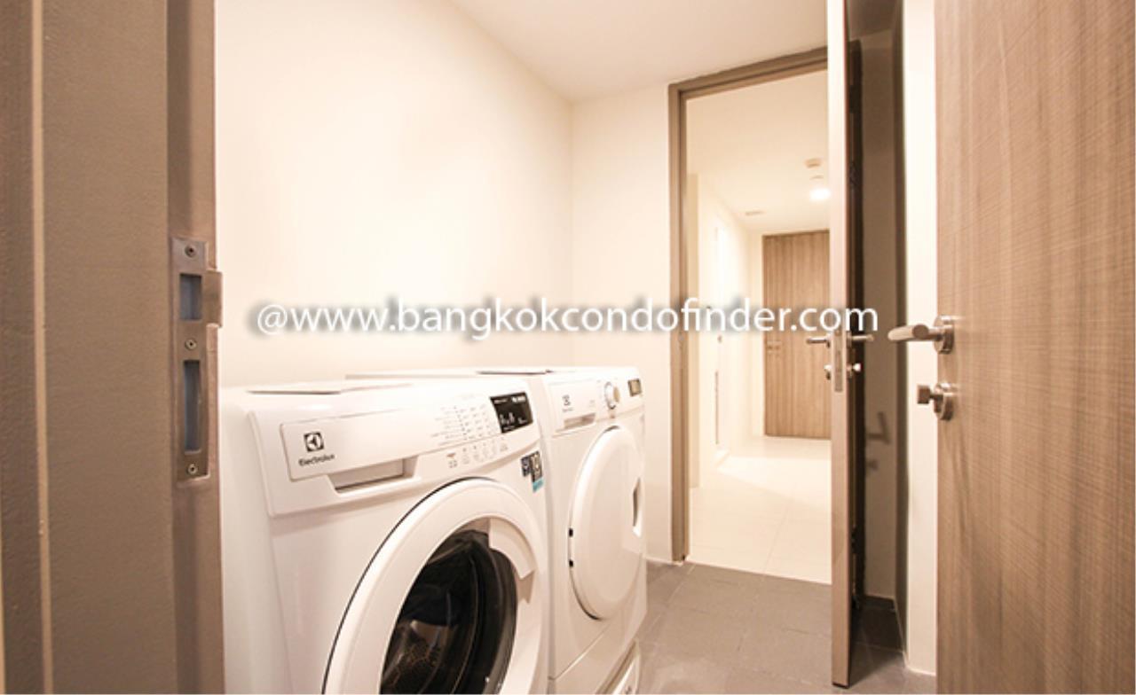 Bangkok Condo Finder Agency's Somerset Ekamai Bangkok Serviced Apartment for Rent 6