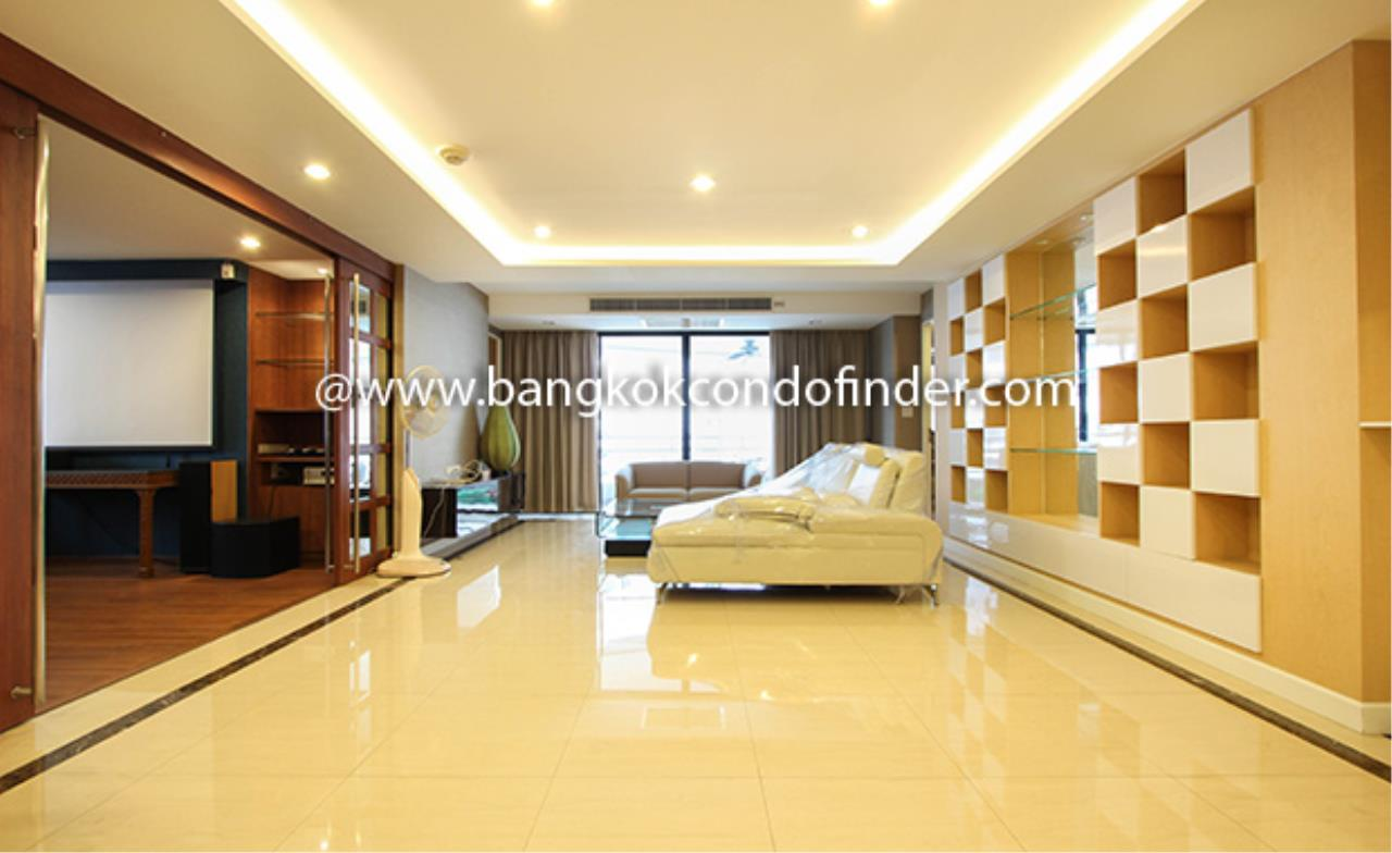 Bangkok Condo Finder Agency's President Park Condominium for Rent 1