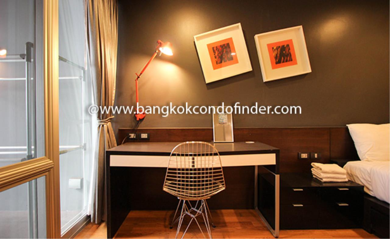 Bangkok Condo Finder Agency's Quad Silom Condominium for Rent 10
