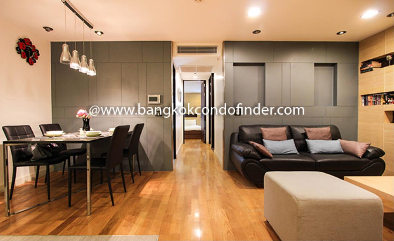 Bangkok Condo Finder Agency's Quad Silom Condominium for Rent 2