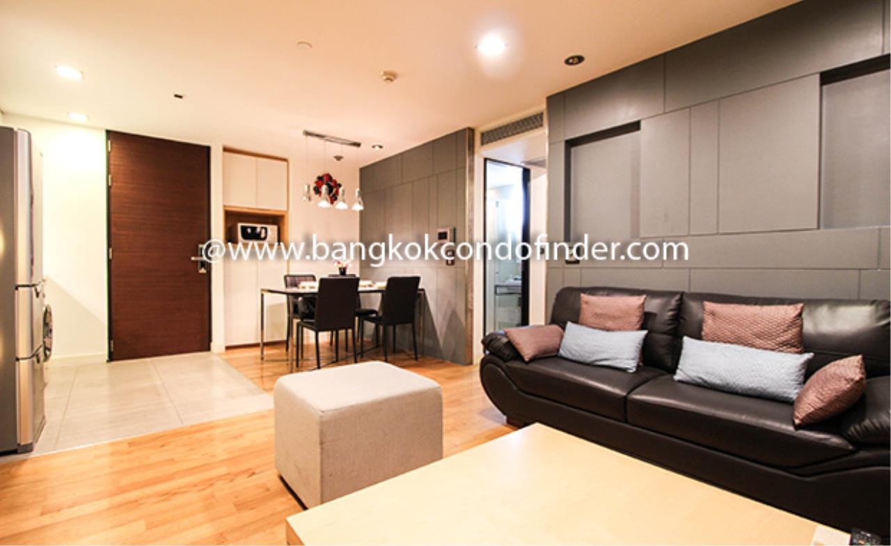 Bangkok Condo Finder Agency's Quad Silom Condominium for Rent 3