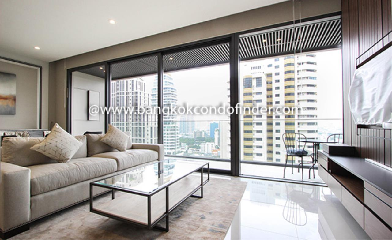 Bangkok Condo Finder Agency's Vittorio Sukhumvit 39 Condominium for Rent 1