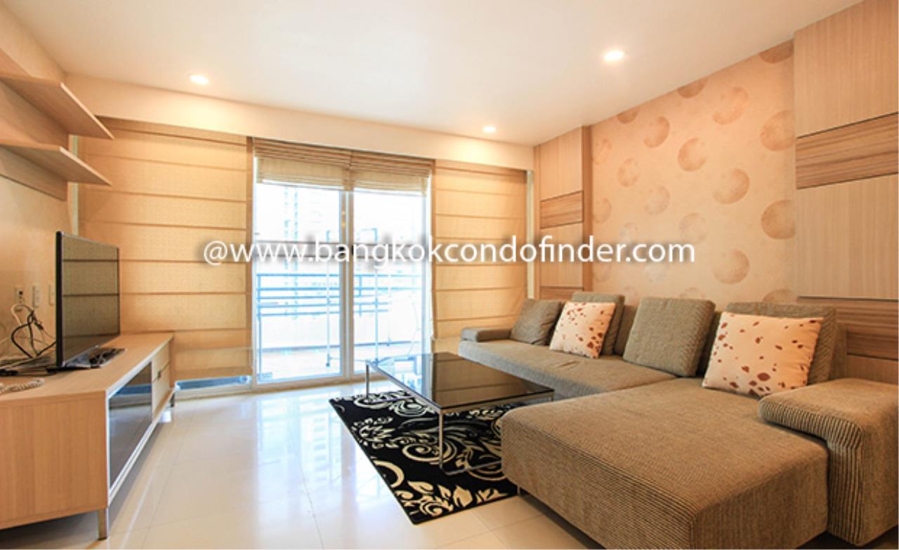 Bangkok Condo Finder Agency's Acadamia Grand Condominium for Rent 1