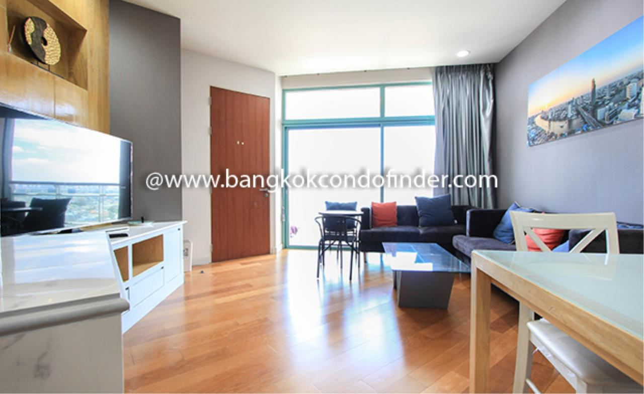 Bangkok Condo Finder Agency's Chatrium Condominium for Rent 1