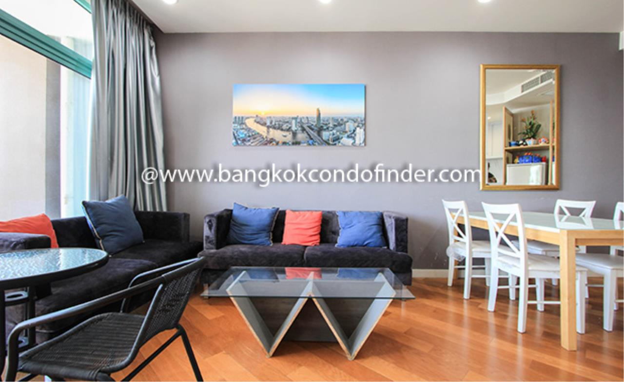 Bangkok Condo Finder Agency's Chatrium Condominium for Rent 3