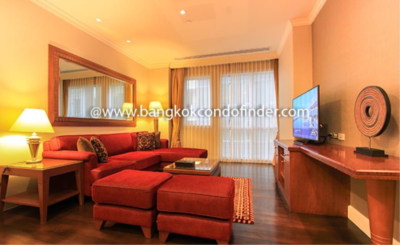 Bangkok Condo Finder Agency's Marriott Executive Apartments Mayfair Bangkok Serviced Apartment for Rent 1