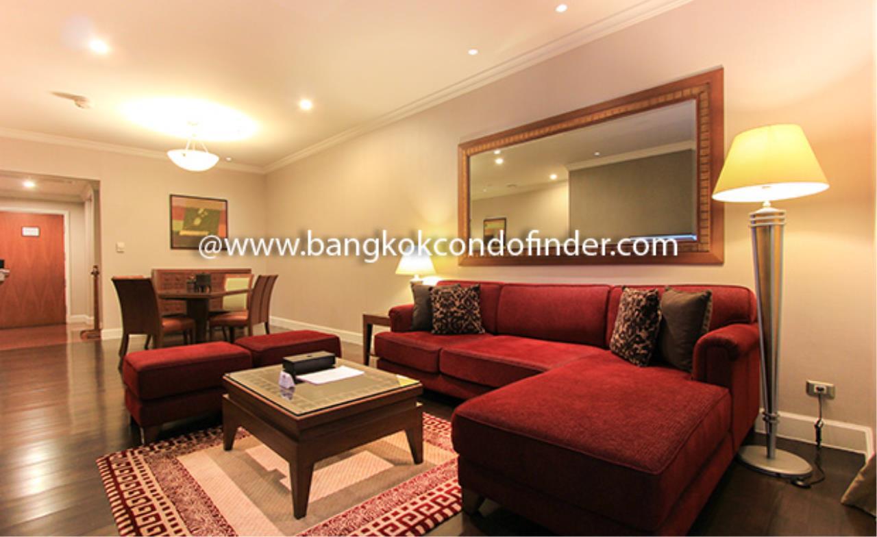 Bangkok Condo Finder Agency's Marriott Executive Apartments Mayfair Bangkok Serviced Apartment for Rent 2