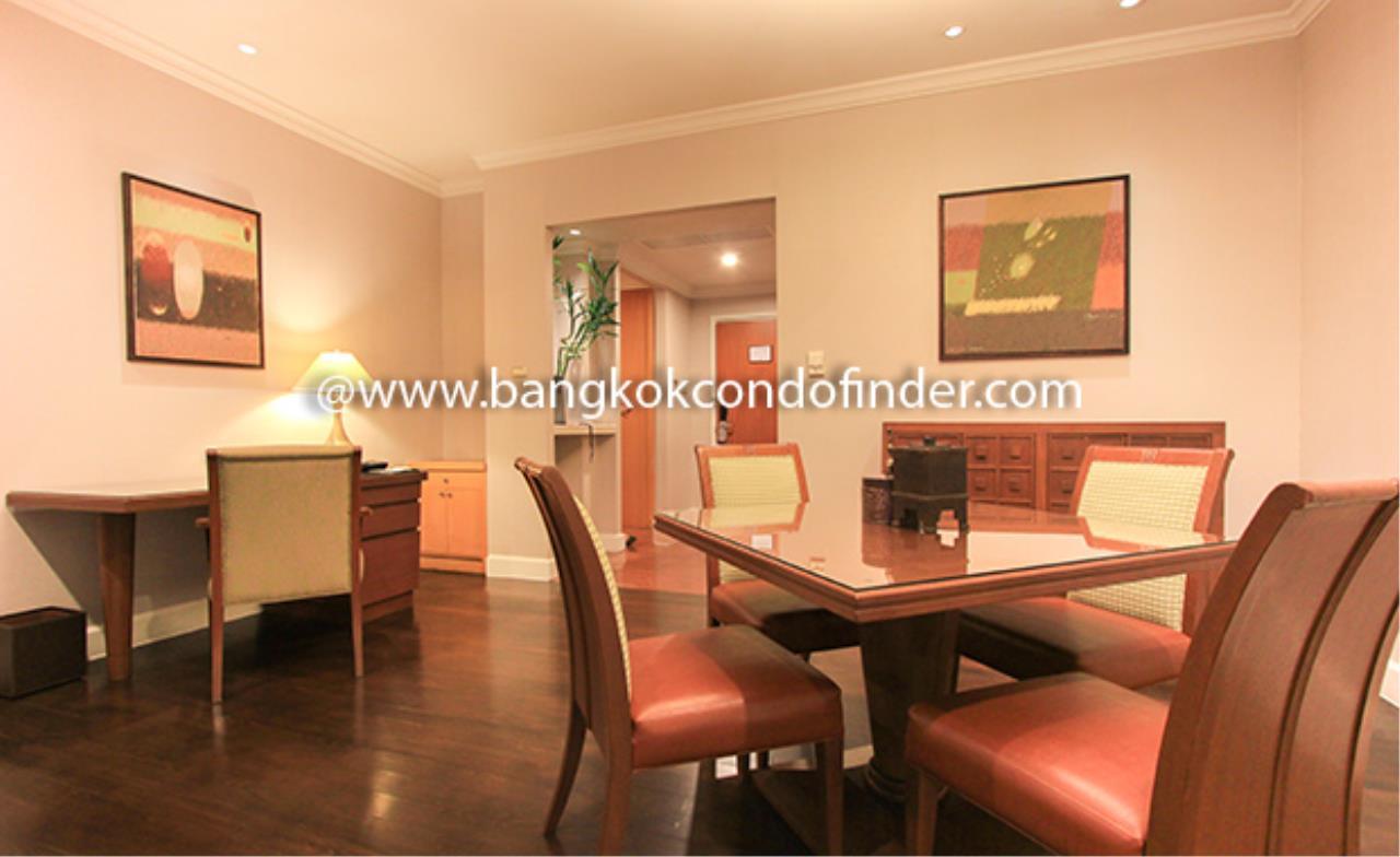 Bangkok Condo Finder Agency's Marriott Executive Apartments Mayfair Bangkok Serviced Apartment for Rent 4