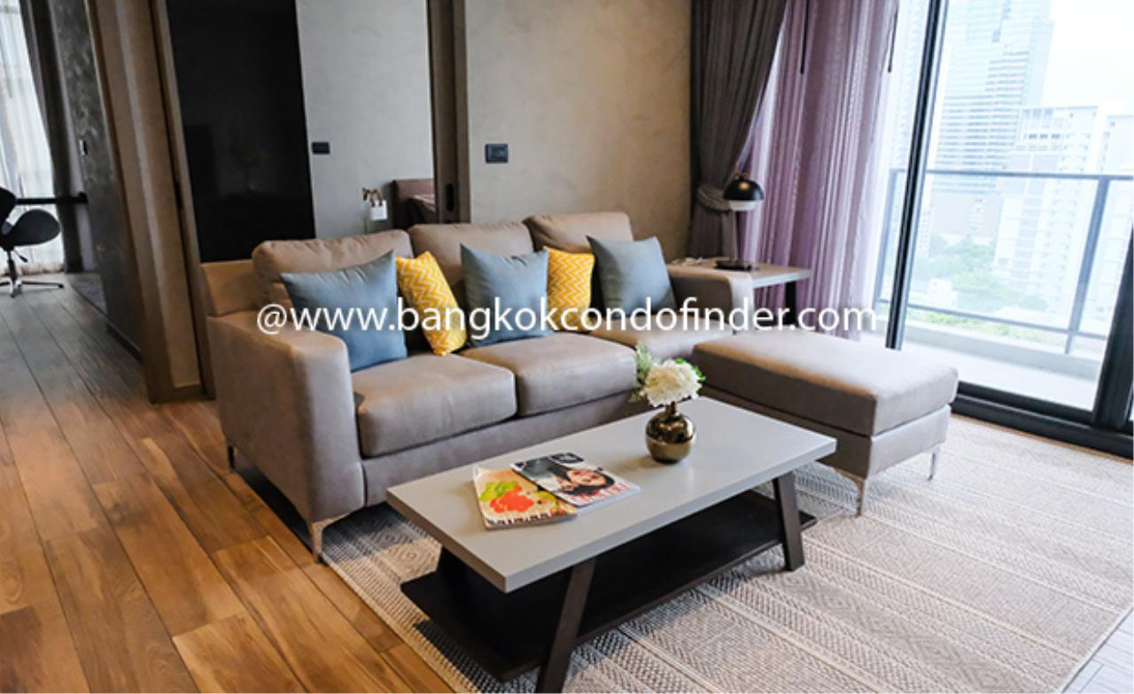 Bangkok Condo Finder Agency's The Lofts Asoke Condominium for Rent 1