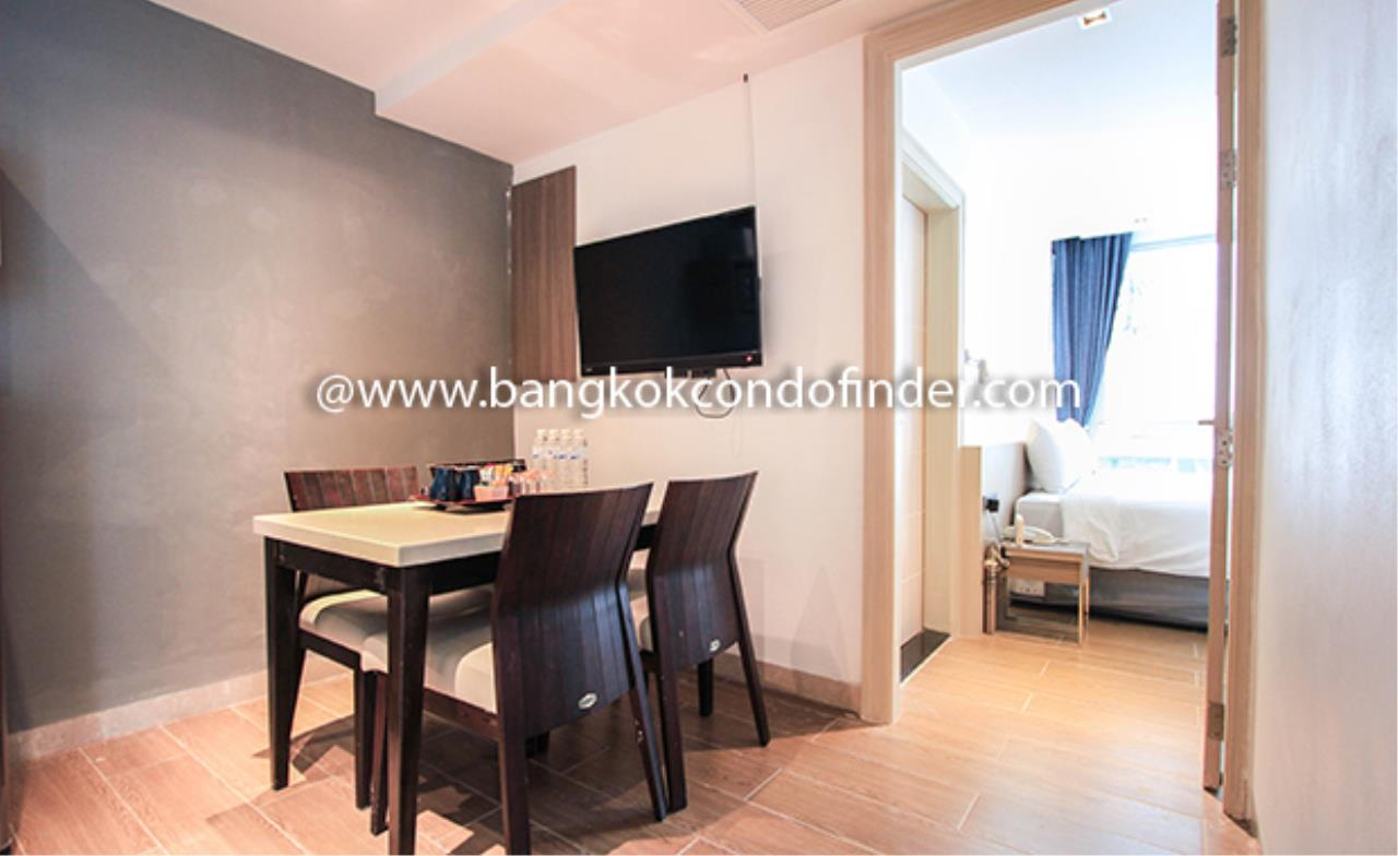 Bangkok Condo Finder Agency's Sukhothai Residences Condominium for Rent 2