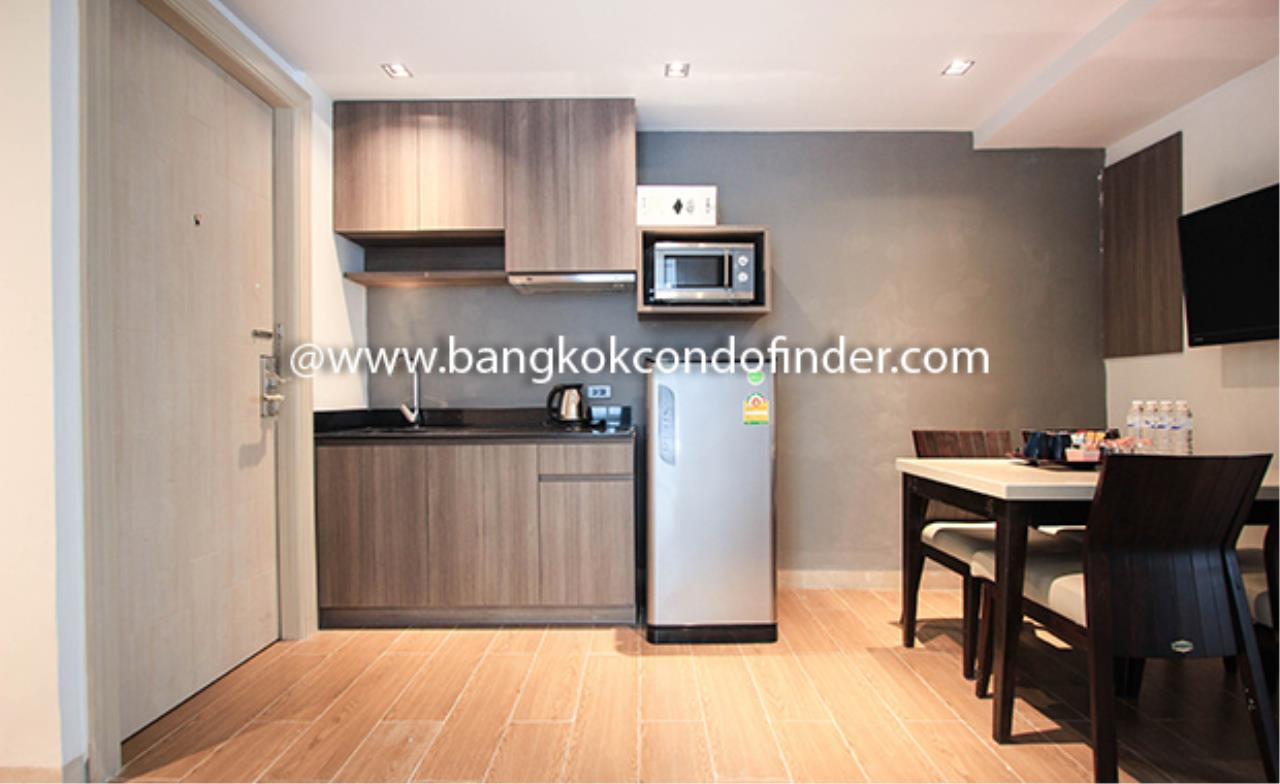 Bangkok Condo Finder Agency's Sukhothai Residences Condominium for Rent 4