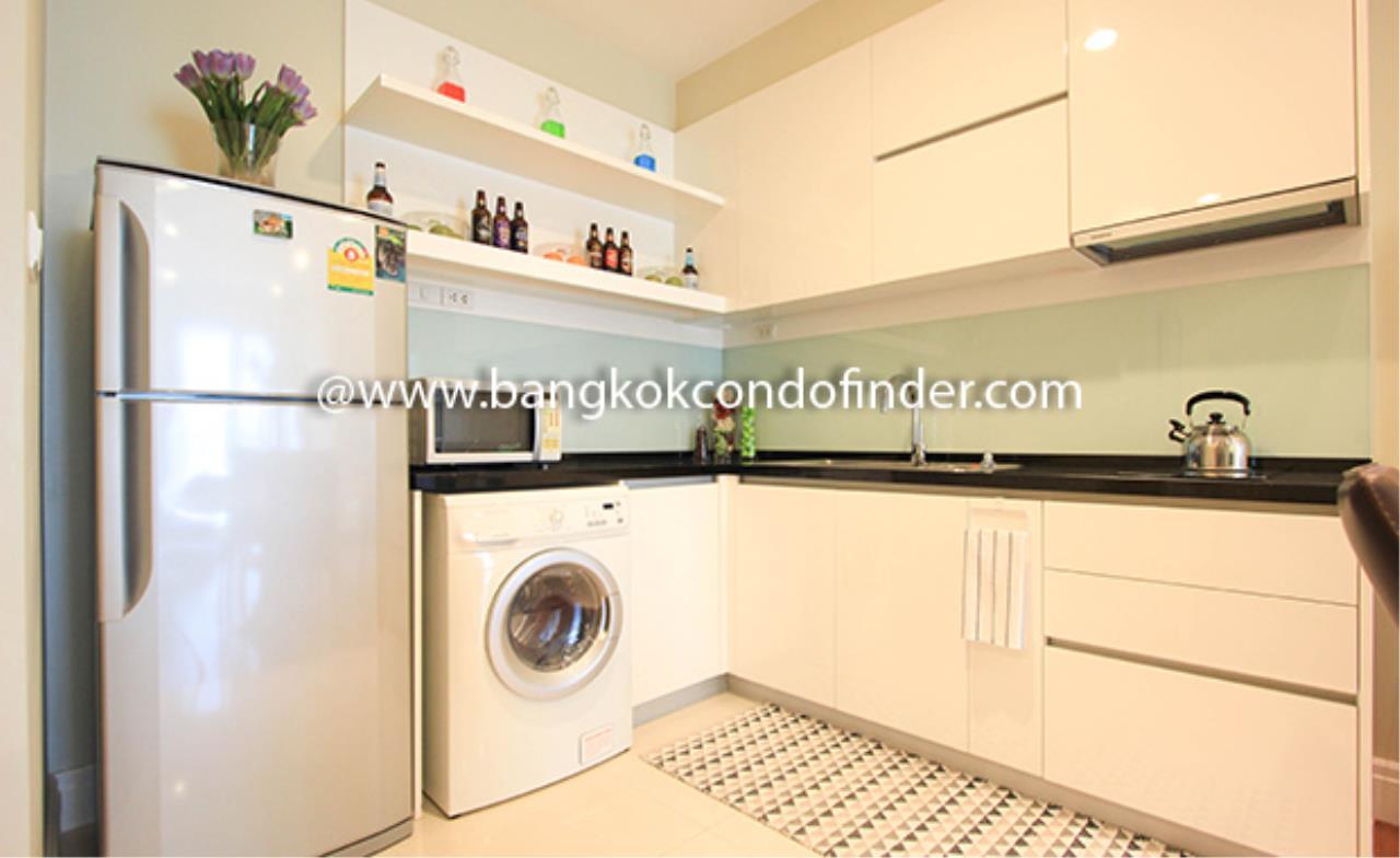 Bangkok Condo Finder Agency's The Bright Sukhumvit 24 Condominium for Rent 4