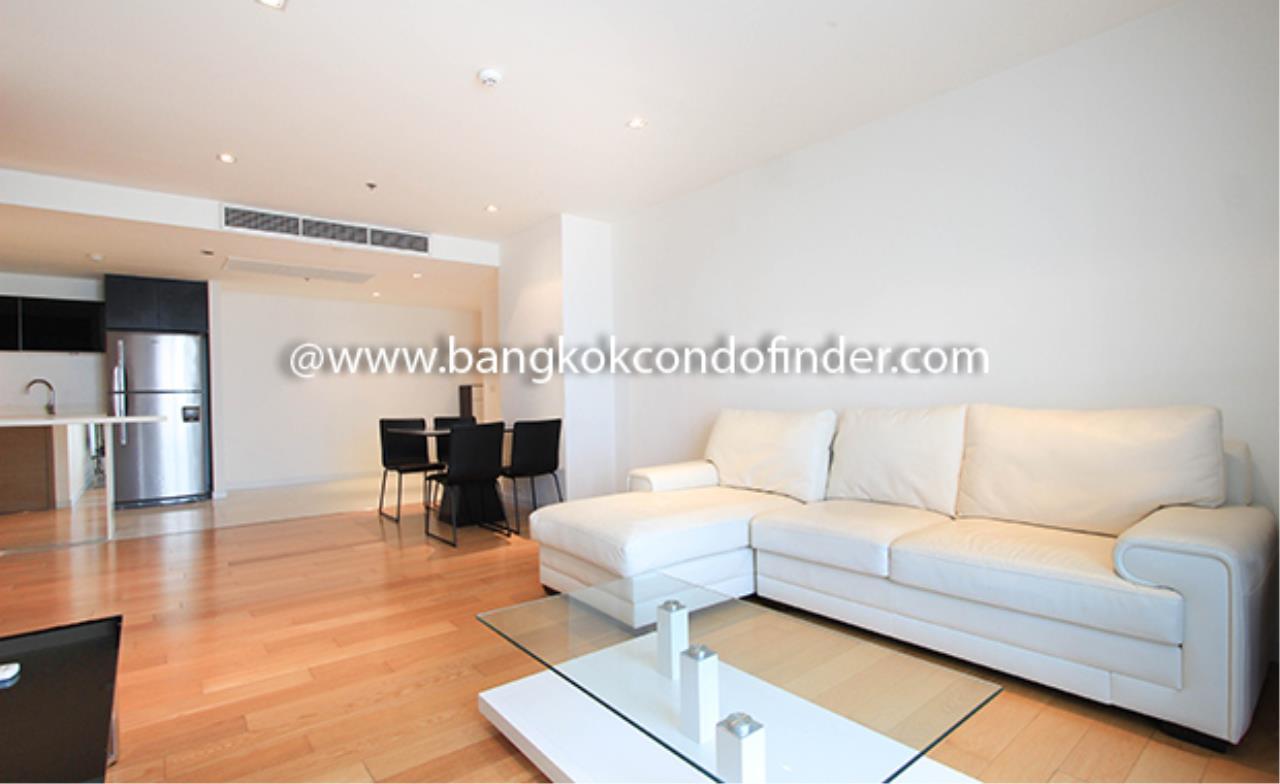 Bangkok Condo Finder Agency's Baan Thanon Sarasin Condominium for Rent 2