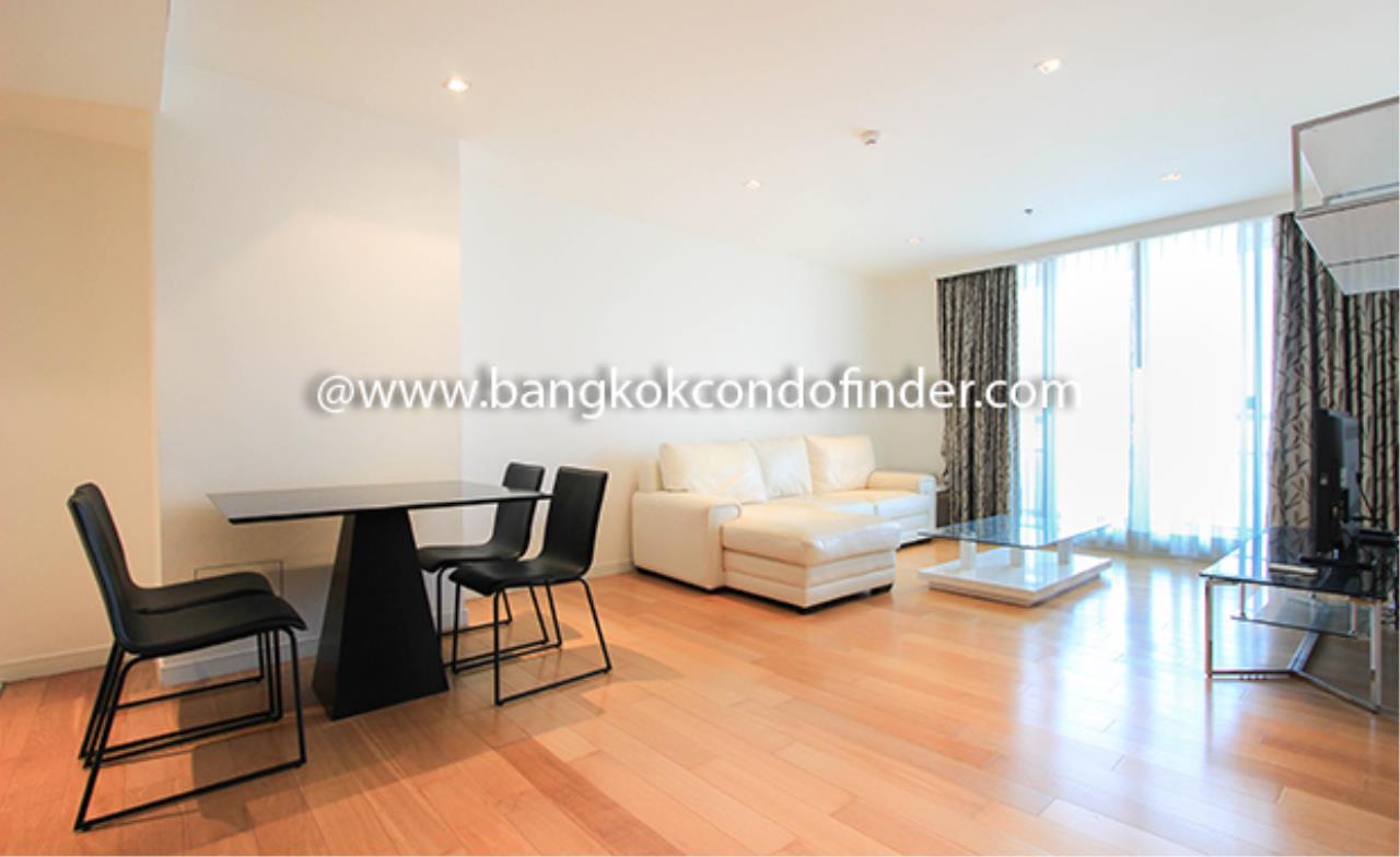 Bangkok Condo Finder Agency's Baan Thanon Sarasin Condominium for Rent 4
