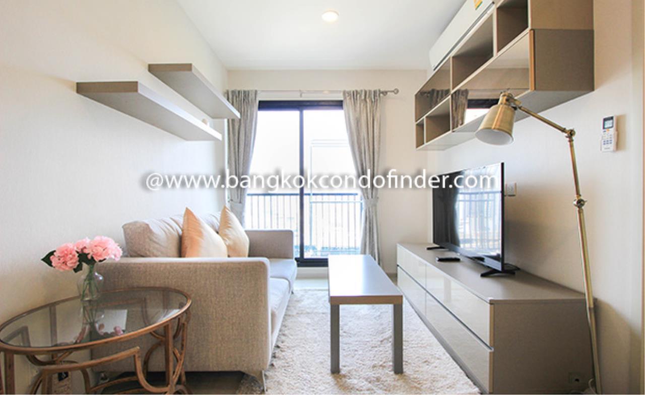 Bangkok Condo Finder Agency's Life Asoke Condominium for Rent 1