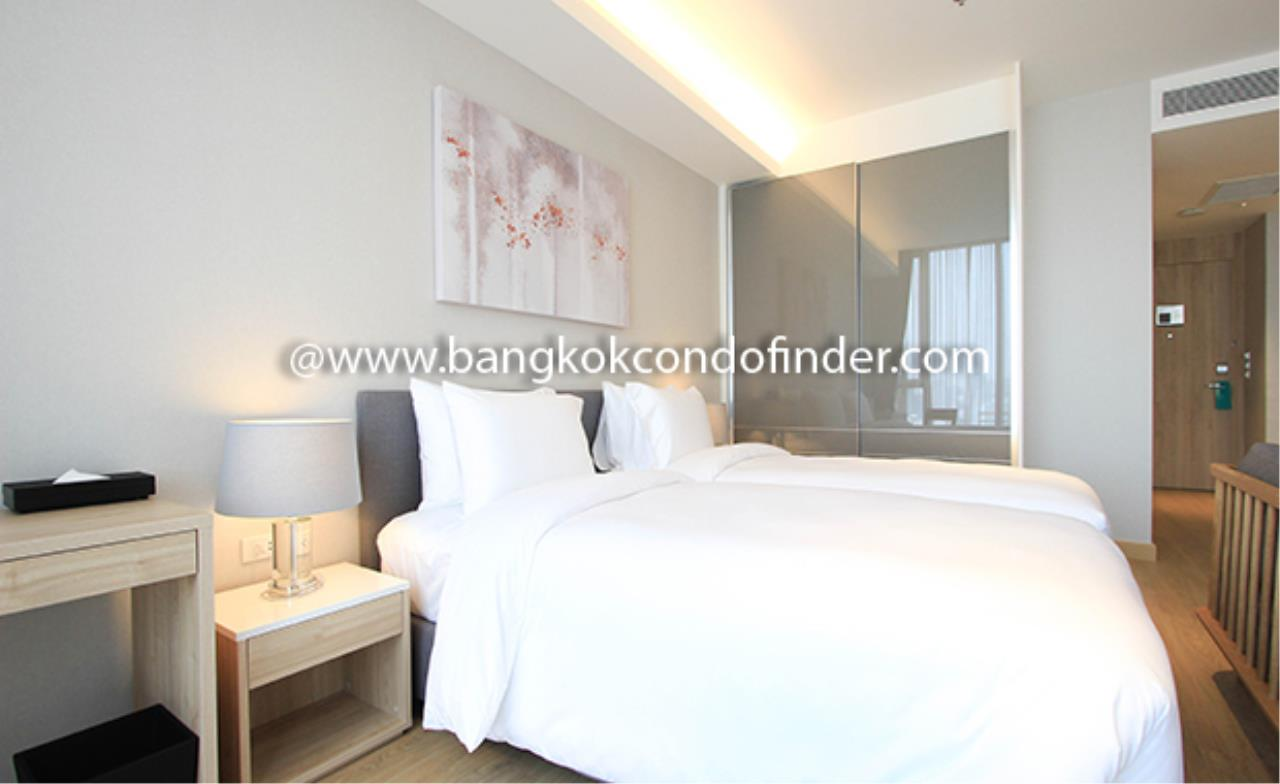 Bangkok Condo Finder Agency's Oakwood Suites Bangkok Serviced Apartment for Rent 6