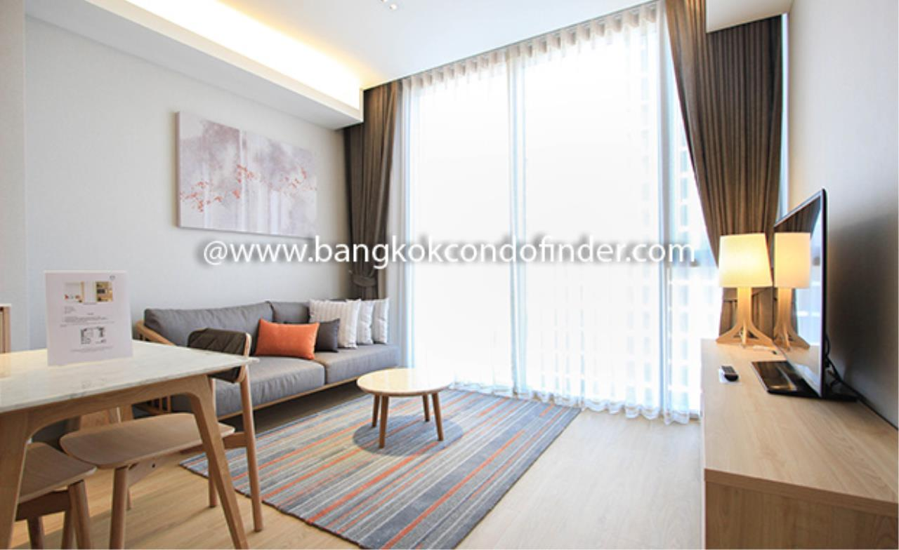 Bangkok Condo Finder Agency's Oakwood Residence Sukhumvit 24 Serviced Apartment for Rent 1